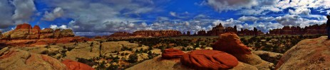 Join Trail Overlook Panorama