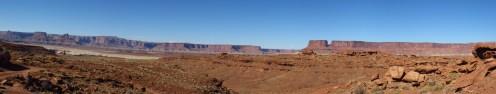 Hole Spring Basin Panorama