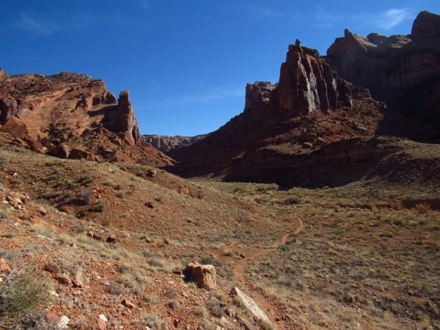 Upheaval Canyon