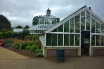 Greenhouse at the Dunedin Botanic Garden