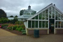 Greenhouse at the Dunedin Botanic Garden