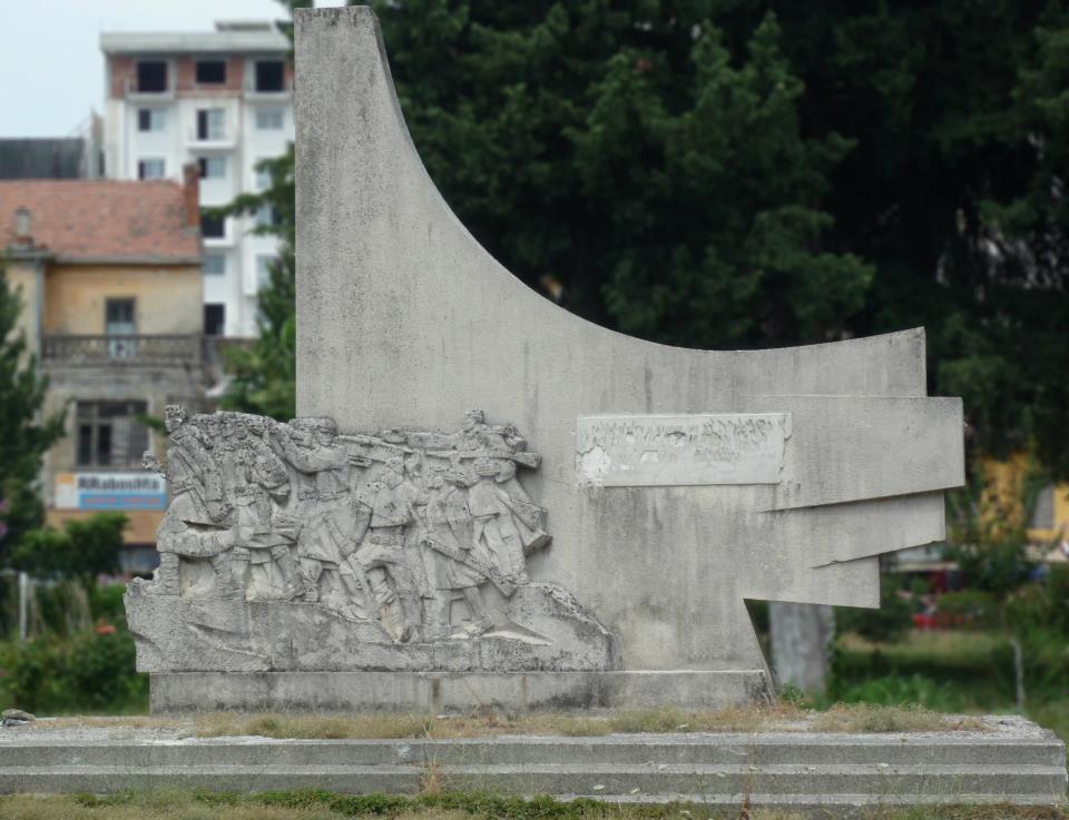Surviving Communist Era Public Art