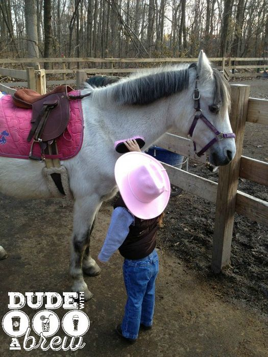 lily pink cowgirl hat