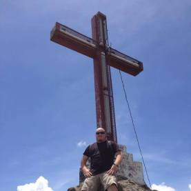 NicaraguaMission2014_GregAtTheCross