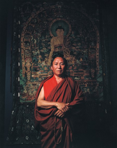 Tharchin Rinpoche