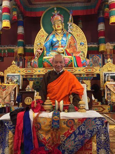 Lama Sonam Rinpoche, Spiritual Director