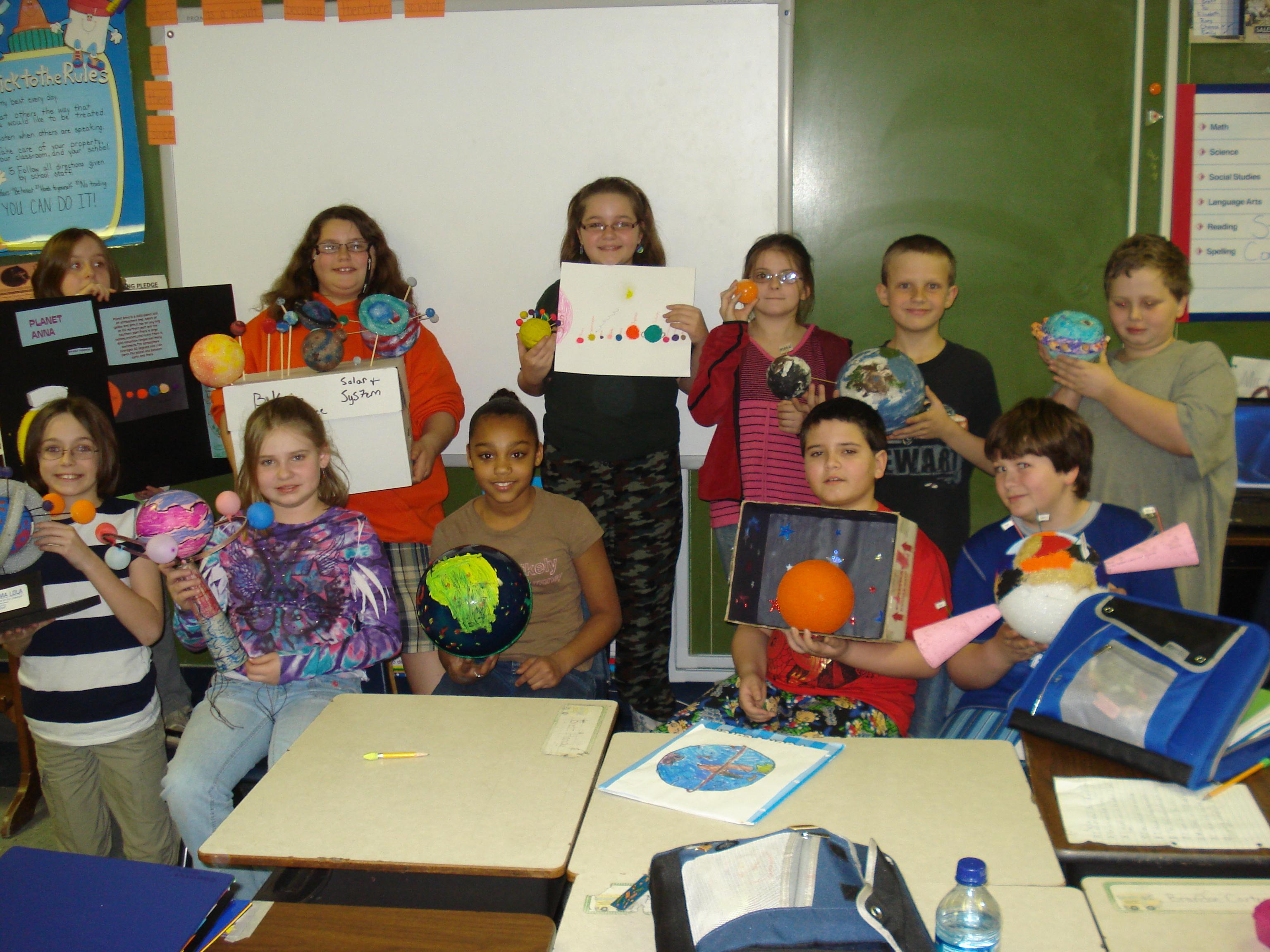 4th Grade Science Projects Are Impressive