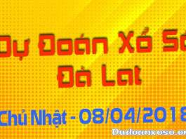 du doan xo so 24 da lat 08/04