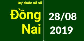 dự đoán xsdn hôm nay ngày 28/8/2019
