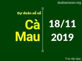 dự đoán xscm 24h ngày 18/11/2019
