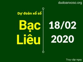 dự đoán xsbl wap 18/2/2020