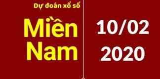 dự đoán xsmn 10/2/2020