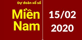 dự đoán xsmn 15/2/2020
