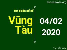 dự đoán xsvt 4/2/2020