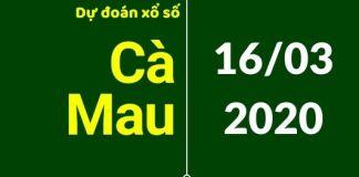 dự đoán xscm 16/3/2020