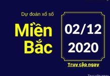 Dự đoán XSMB Wap 2/12/2020