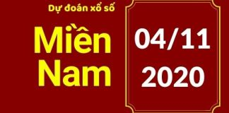 Dự đoán XSMB 4/11/2020