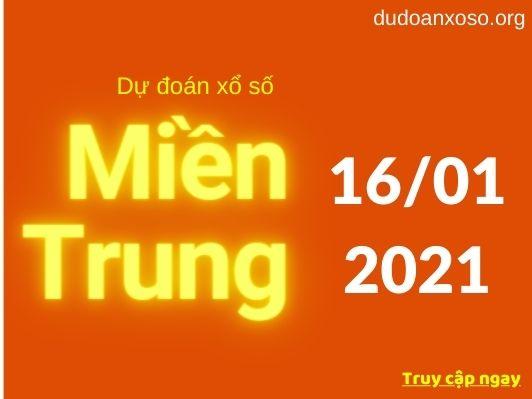 Dự đoán XSMT 16/1/2021