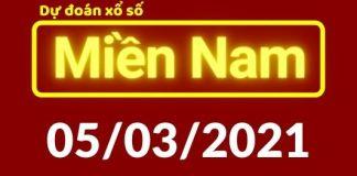 Dự đoán XSMN 5/3/2021