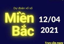 Dự đoán XSMB 12/4/2021