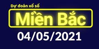 Dự đoán XSMB 4/5/2021