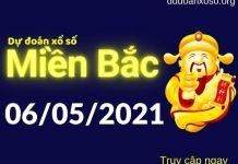 Dự đoán XSMB 6/5/2021