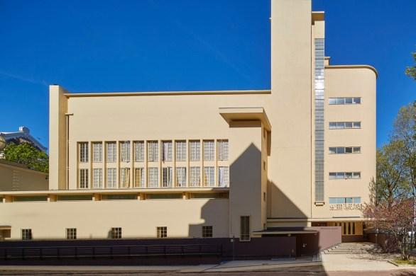 Exterieur, Collège néerlandais, Parijs ©Paul Raftery