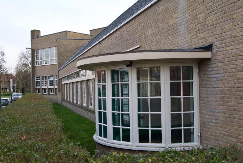 Catharina van Renesschool, kleuterschool, Egelantierstraat Hilversum. Foto Peter Veenendaal
