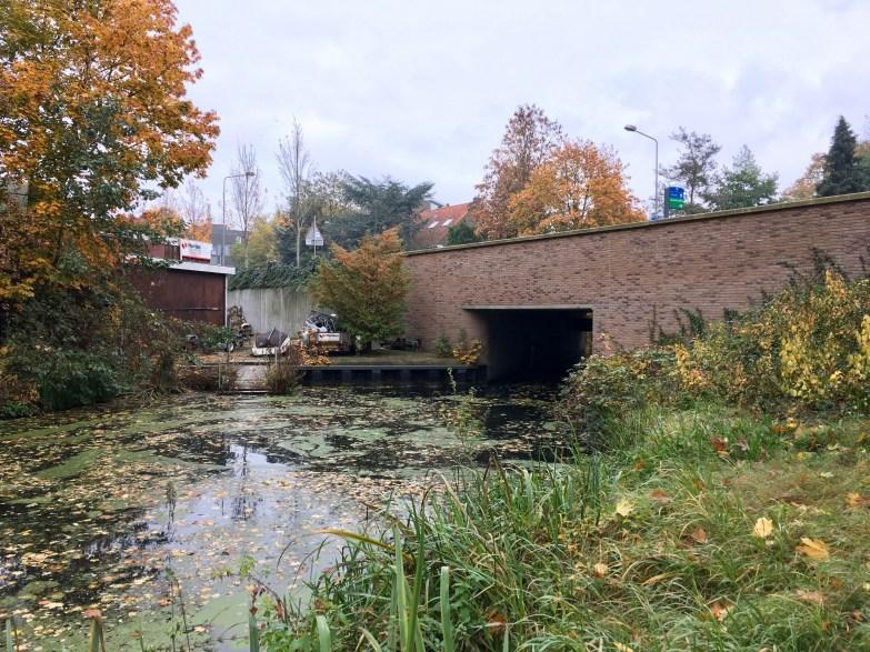 Nieuwe Havenbrug, Hilversum. Foto Peter Veenendaal.