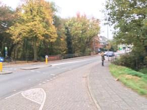 Hondenbrug, Loosdrechtseweg Hilversum. Foto Peter Veenendaal.