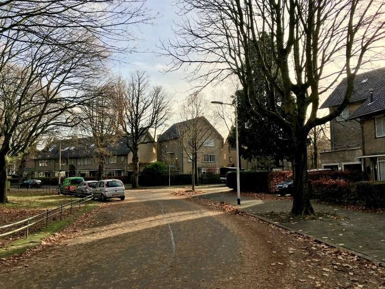 Woningen Park Zorgvlied, Tilburg, ontworpen door Dudok. Foto: Peter Veenendaal