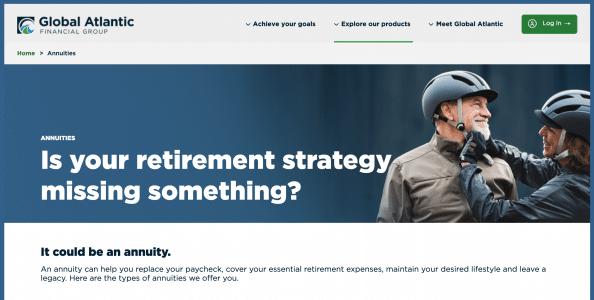 Global Atlantic Retirement Annuities