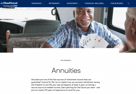 Massmutual Annuities