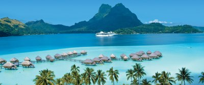 Tahiti Cruises - Bora Bora Cruise - Vacations to Bora Bora