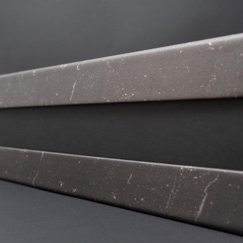 Scatola tre pezzi effetto marmo