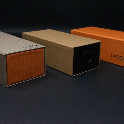 scatola a cassetto occhialeria