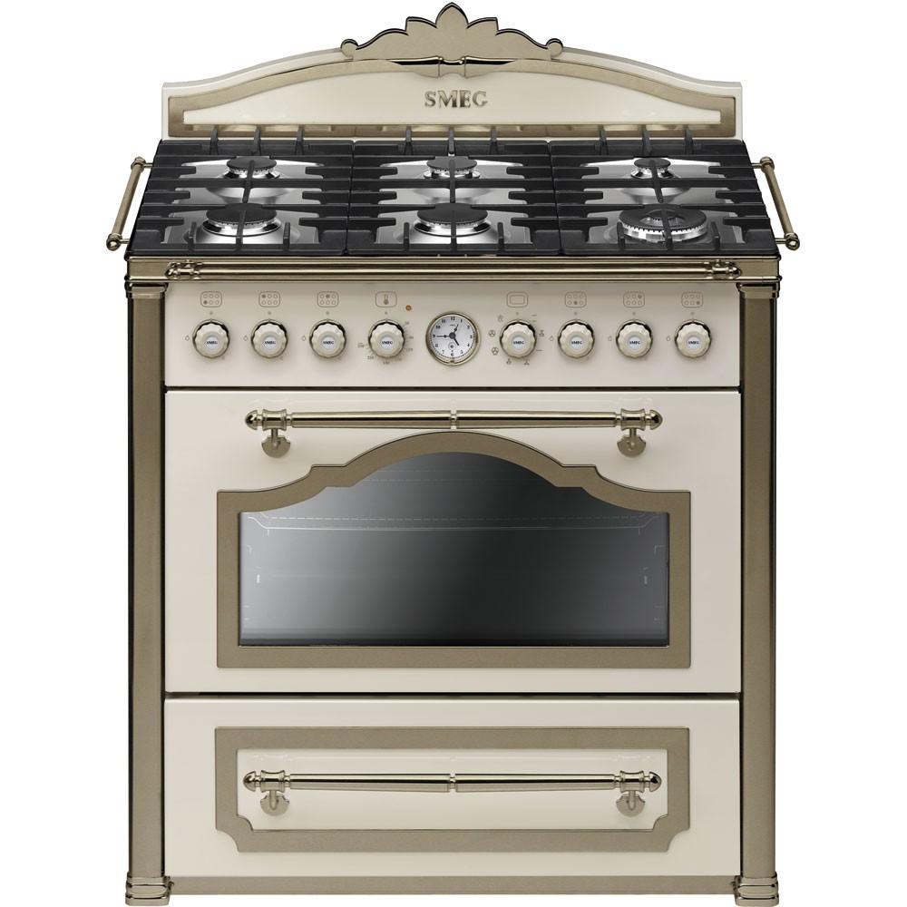 Smeg Cucina A Gas   Cucina Libera Installazione Whdr Smeg Cucine ...