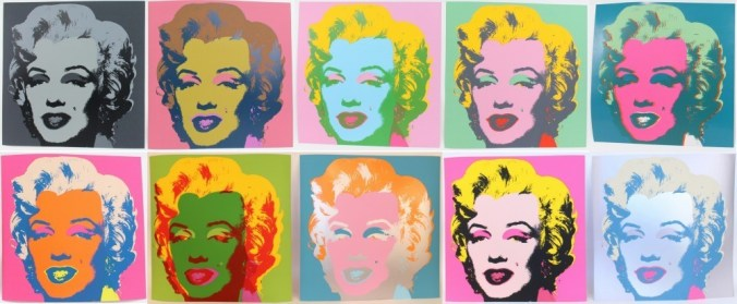Andy Warhol_Marilyn Monroe
