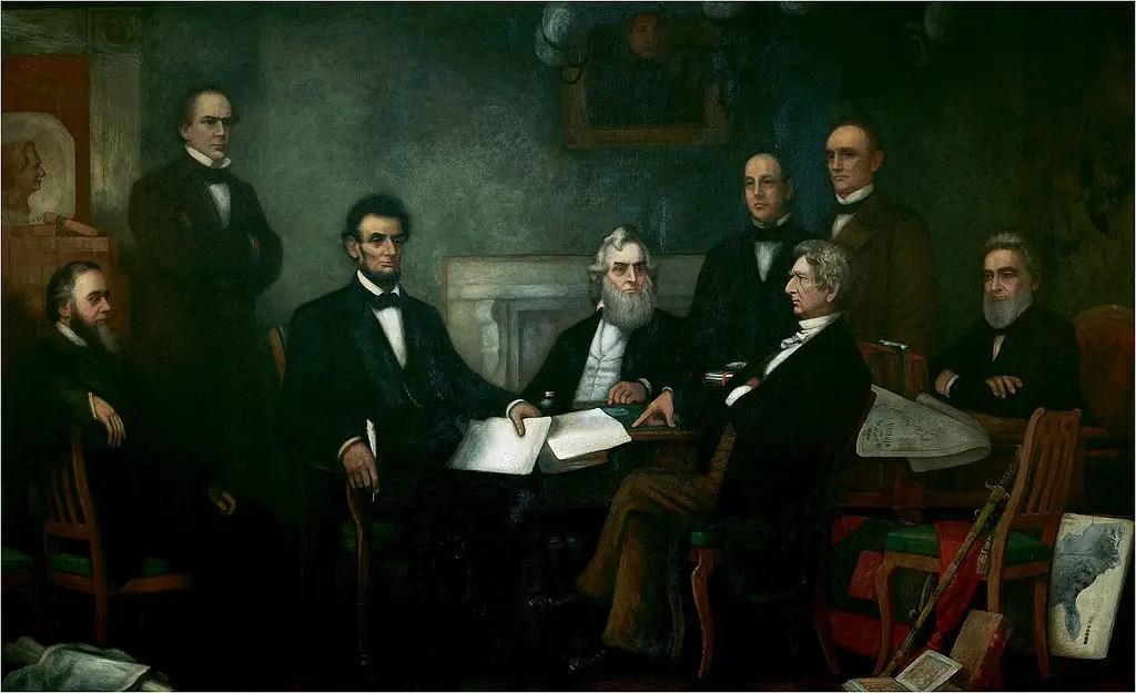 Abraham Lincoln, emancipazione