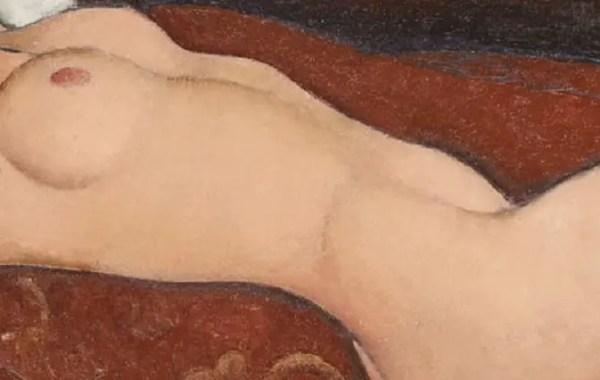 Amedeo Modigliani, Reclining Nude