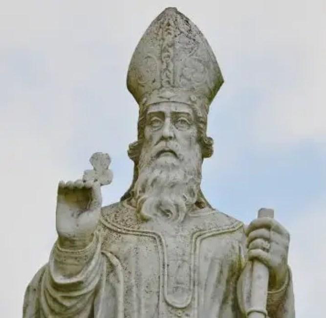 Statua San Patrizio