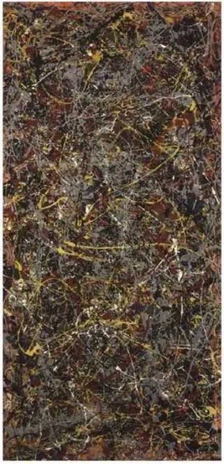 Jackson Pollock, N.5 1948