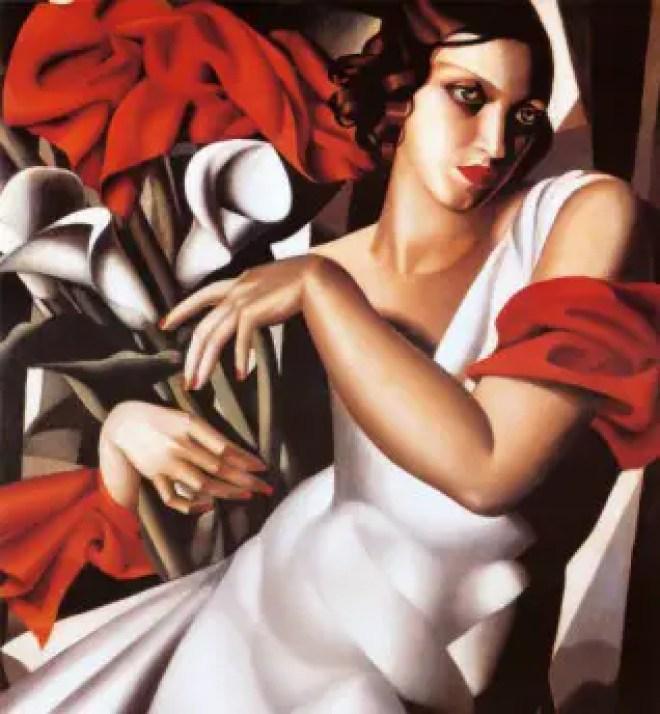 Tamara de lempicka, Ritratto di Ira P.