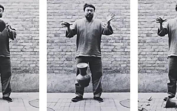 Ai Weiwei, Dropping a Han Dinasy Urn