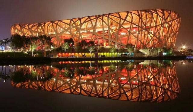 Ai Weiwei, stadio di Pechino