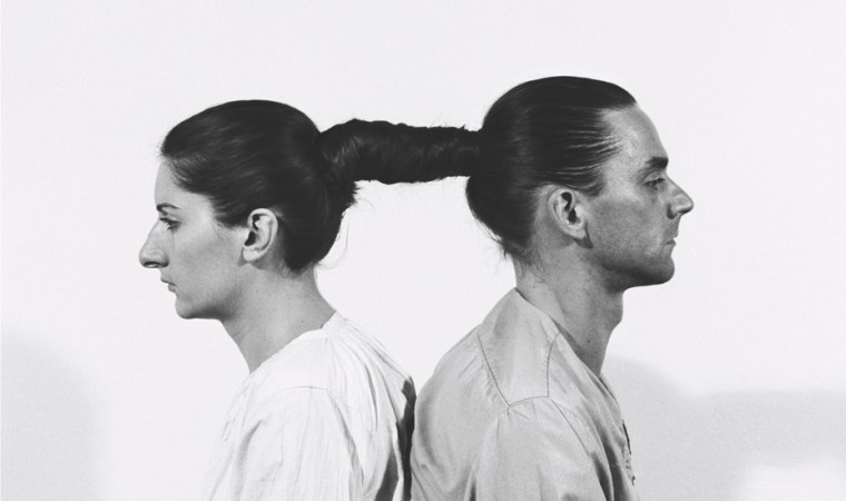Marina Abramović, Relation in Time (With Ulay) (1977)