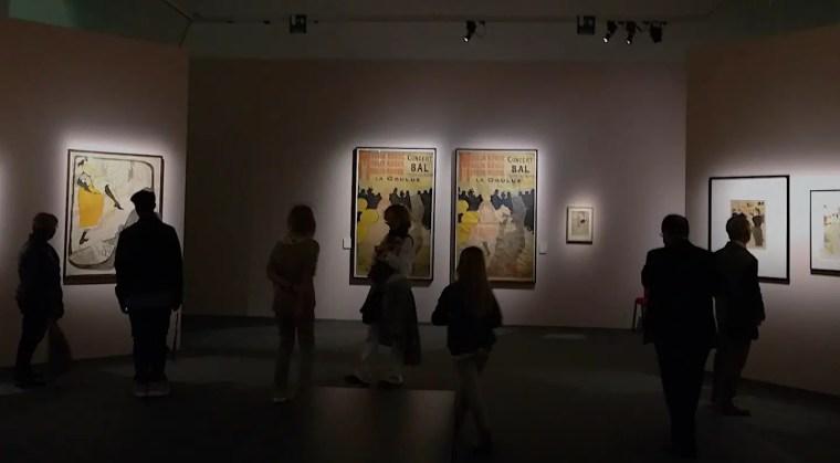 Mostra Toulouse-Lautrec, Milano