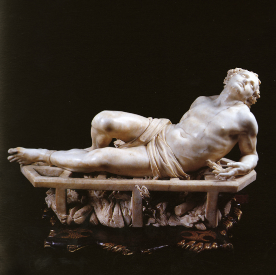 Gian Lorenzo Bernini, San Lorenzo sulla graticola