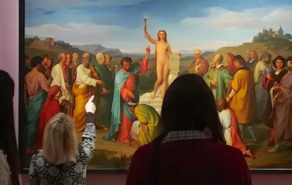 """Mostra Galileo Padova, """"Il trionfo della verità"""""""