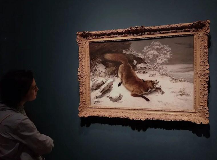 Mostra Courbet e la Natura a Ferarra